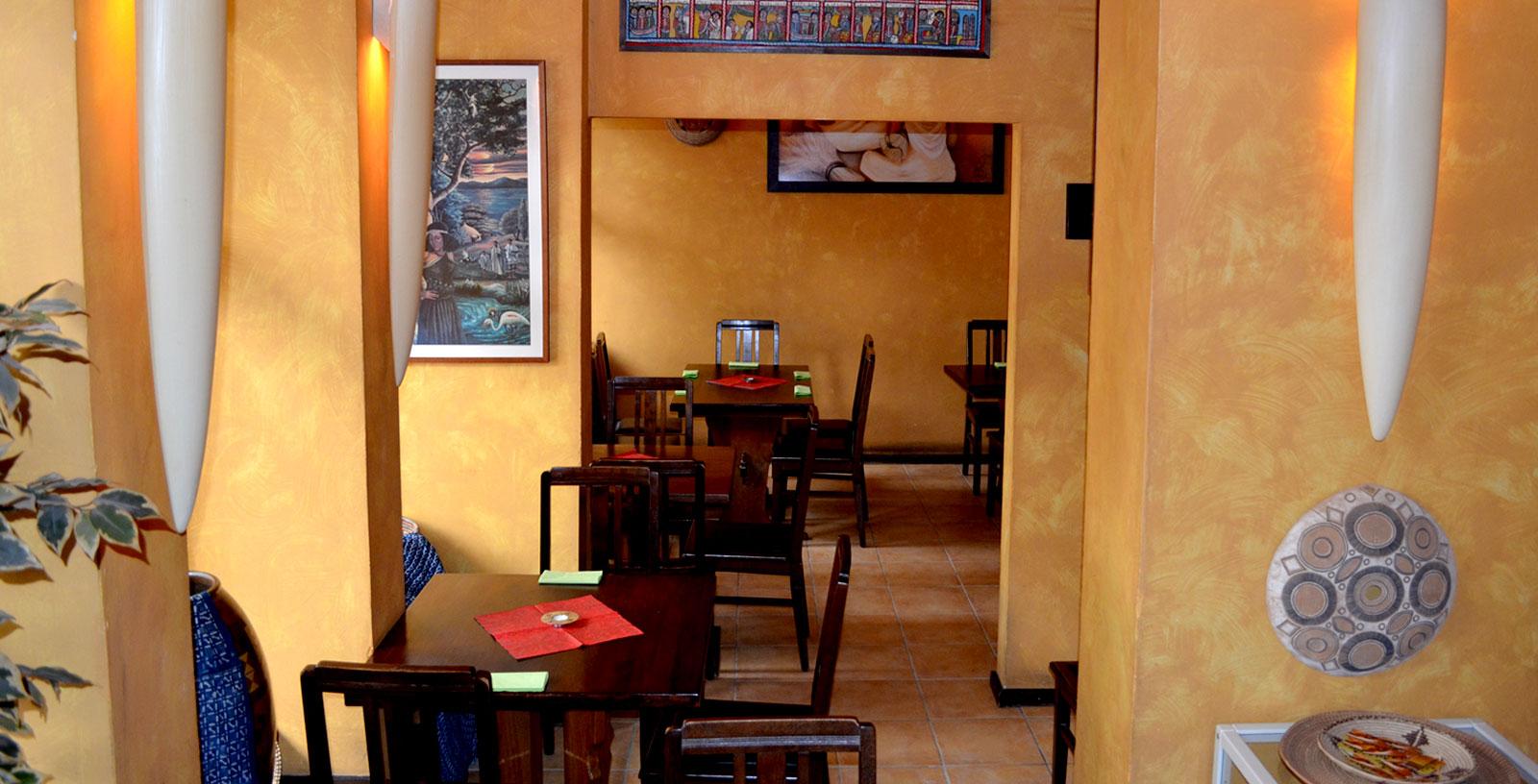 Lalibela Äthiopisches Restaurant Frankfurt